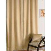 Kész fényzáró blackout sötétítő függöny beige I.200R/Cikksz:01210341