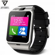JAYSDAREL GV18 Aplus Smart Watch For iOS Android Bluetooth NFC Support TF SIM Card Waterproof Wrist Clock PK DZ09 GT08 U8