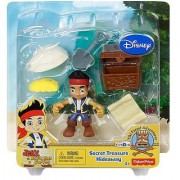 Jake And The Neverland Pirates Secret Treasure Hideaway
