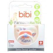 Bibi Chupete Silicona Te quiero mama 12-36 meses