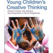 Young Children's Creative Thinking by Hiroko Fumoto