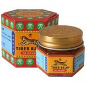 Tiger Balm Baume rouge - Douleur musculaires et articulaires - Pot de 19g