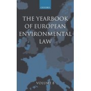 The Yearbook of European Environmental Law by Thijs F. M. Etty