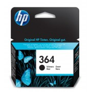 HP 364 Black Ink Cartridge Use in selected Photosmart printers