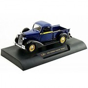 1936 Dodge Pickup Truck Blue - Signature Models 32383 - 1/32 scale diecast model car