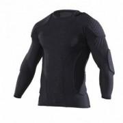 """McDavid 7737 HEX™ Goalkeeper Shirt LS """"Extreme II"""" XL černá"""
