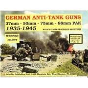 German Anti-tank Guns by Werner Haupt