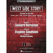 West Side Story (Selections for Flex-Band) by Leonard Bernstein