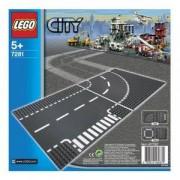 Лего СИТИ - Плочка, LEGO City, 7281