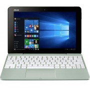 "Asus Transformer Book T101HA Detachable Notebook Atom Quad Core x5-Z8350 1.44Ghz 2GB 32GB 10.1"" WXGA IntelHD BT Win 10 Home"