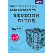 Revise AQA GCSE Mathematics Higher Revision Guide by Harry Smith