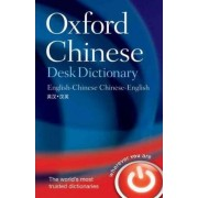 Oxford Chinese Desk Dictionary by Oxford University Press