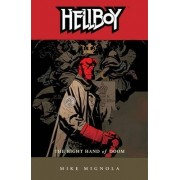 Hellboy Volume 4: The Right Hand Of Doom (2nd Ed.) by Mike Mignola
