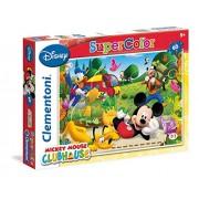 Clementoni 26922 - La Casa Di Topolino, Puzzle 60 Pezzi