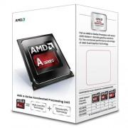 AMD FM2 A8-6500 Processore da 4,1GHz, 4MB Cache, 65W, Argento