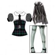 Monster High - Kostým Frankiestein s parukou