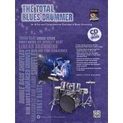 The Total Blues Drummer by Scot Little Bihlman