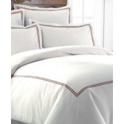 3 Piece Duvet Set with Combed Cotton
