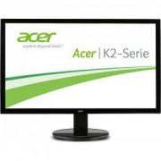 Монитор - Acer K242HLbd, 24' Wide TN LED, 5ms, 100M:1 DCR, 250 cd/m2, 1920x1080 FullHD, DVI, Black - UM.FW3EE.001
