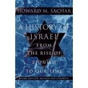 History of Israel by Howard M. Sachar
