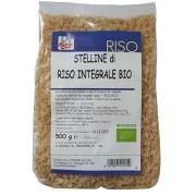 Paste bio Stelute din orez integral 500g