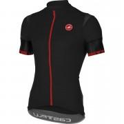 Castelli Entrata 2 Short Sleeve Jersey - Black - XL
