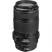 Canon EF 70-300mm f/4-5.6 IS USM Obiettivo