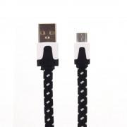 Universele Gevlochten Micro USB Kabel 100 cm