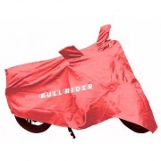 BRB Two wheeler cover with mirror pocket Water resistant for TVS Star Sport (Kick)