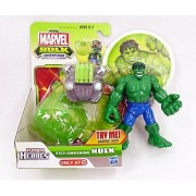 Marvel Playskool Super Hero Adventures Fist-Smashing Hulk