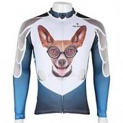 LightInTheBox Maillots Cyclisme PALADIN Maillot de Cyclisme Homme Manches longues Vélo Respirable / Séchage rapi