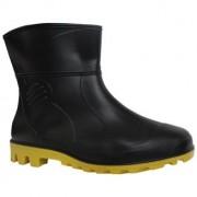 Bota Masculina Patrol 30128 Preto-Amarelo TAM 45 Ao 47 (Preto-Amarelo)