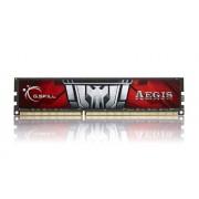 G.SKILL AEGIS SERIES F3-1600C11S-4GIS ,4GB RAM,PC3-12800 / DDR3 1600 Mhz