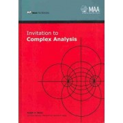 Invitation to Complex Analysis by Ralph P. Boas