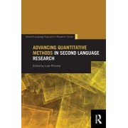 Advancing Quantitative Methods in Second Language Research by Luke Plonsky