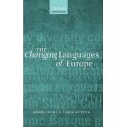 The Changing Languages of Europe by Emeritus Professor Institute of African Studies Bernd Heine