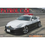 1/24 painted patrol car No.05 FAIRLADY Z Version NISMO patrol car Tochigi Prefectural Police Corps high speed specification (japan import)
