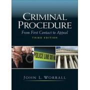 Criminal Procedure by John L. Worrall