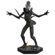 Eaglemoss Publications Alien and Predator Alien Xenomorph Figure with Magazine #1