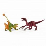 Set Dimorphodon And Therizinosaur, Mic Schleich-41425