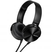 Casti Sony On-Ear MDRXB450APB Control telefon Negru