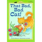 That Bad, Bad Cat by Claire Masurel