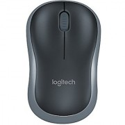 Logitech M185 Mouse - Grey