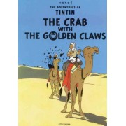 The Adventures of Tintin: The Crab with the Golden Claws by Herge Herge