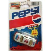 DIET PEPSI Diecast NASCAR #38 Racing PETER COMBA Race Car (1993)