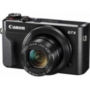 Aparat Foto Compact Canon PowerShot G7 X II Kit Card 8GB + Husa