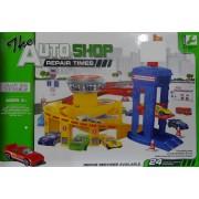 Autó shop játék szett - Gyerek játék