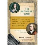 The Unfinished Game by Keith Devlin