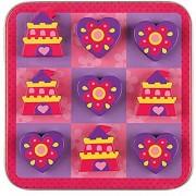 Stephen Joseph Magnetic Tic Tac Toe Set Princess/Castle