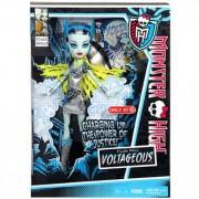 Monster High Frankie Stein Voltageous Superhero BBR88